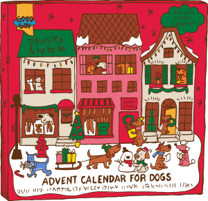 Christmas Dog Advent Calendars